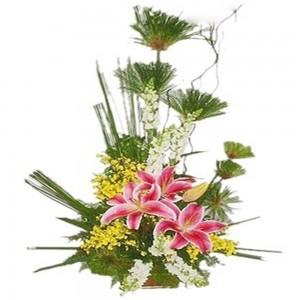 Corbelle de Flores