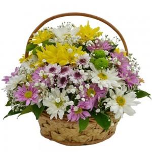 Cesta Encanto das Flores