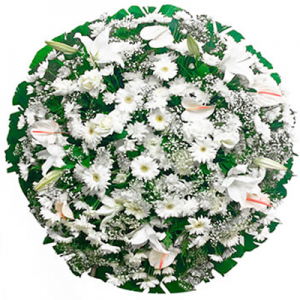 Coroa de Flores 14