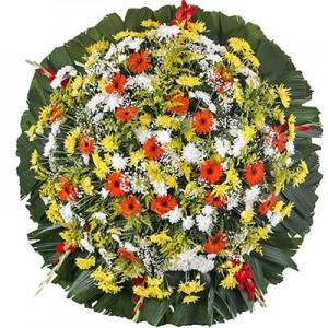 Coroa de Flores 16