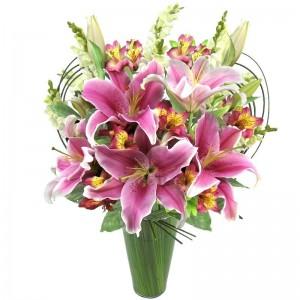 Arranjo de Flores Nobres